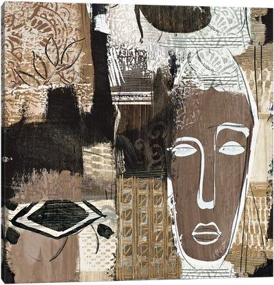 Ethno I Canvas Art Print