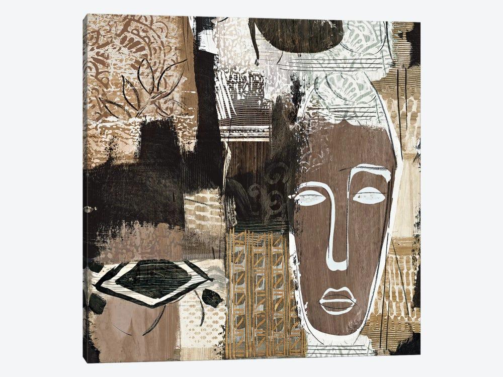 Ethno I by Patrick Carney 1-piece Canvas Art Print