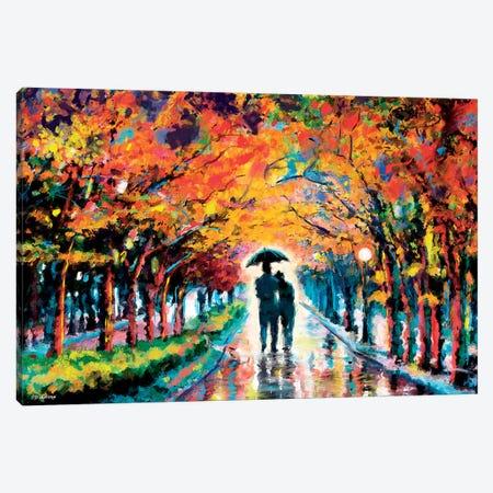 Park In Love Canvas Print #PDM124} by P.D. Moreno Canvas Art Print