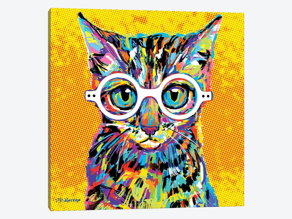 Peewee by P.D. Moreno 1-piece Canvas Wall Art