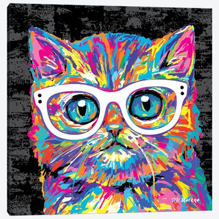 Mittens Canvas Print #PDM17} by P.D. Moreno Canvas Art Print