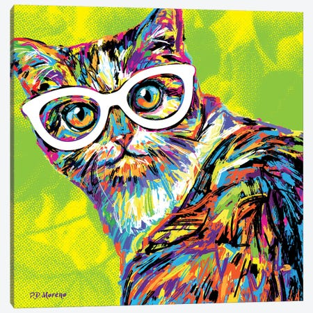 Felicia Canvas Print #PDM20} by P.D. Moreno Canvas Art Print