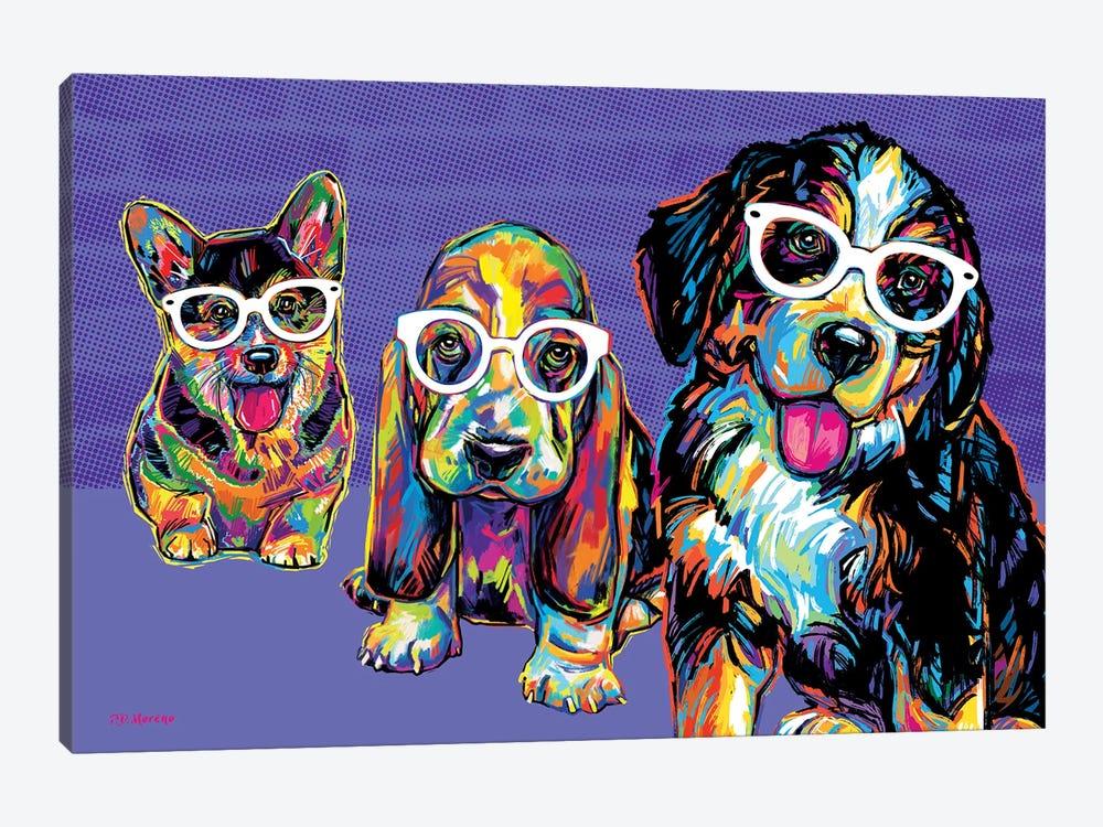 Rat Pack by P.D. Moreno 1-piece Canvas Print