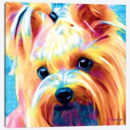 Muffie 3-Piece Canvas #PDM49} by P.D. Moreno Art Print