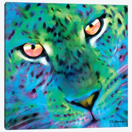 Sid Canvas Print #PDM51} by P.D. Moreno Canvas Wall Art