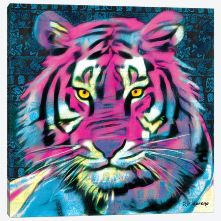 Tony Canvas Print #PDM52} by P.D. Moreno Canvas Artwork