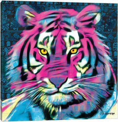 Tony Canvas Art Print
