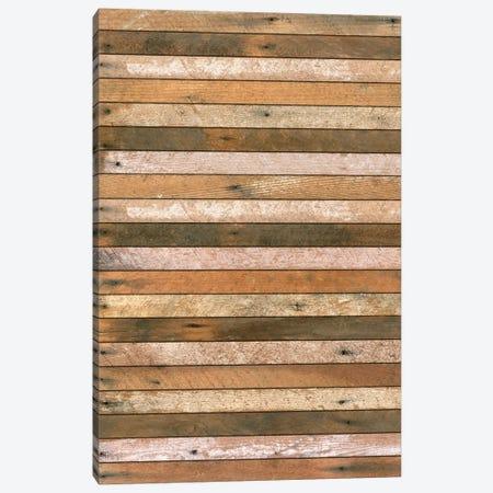 Antique Wood Horizon, 1908 Canvas Print #PDX19} by Piddix Art Print