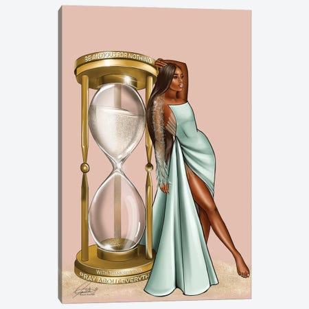 Golden Hour Glass Canvas Print #PEA29} by Peniel Enchill Canvas Art
