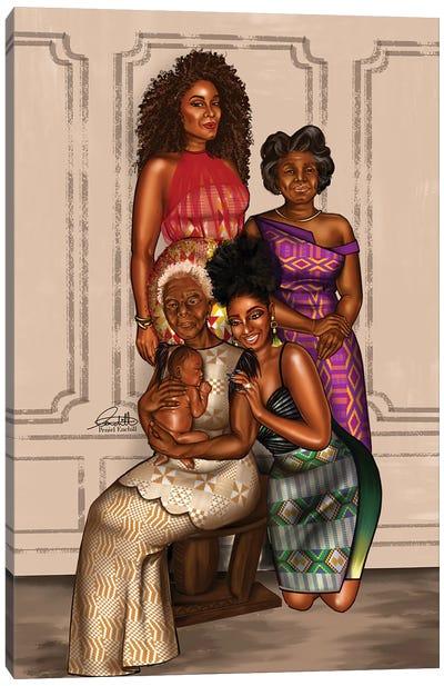 Generations Canvas Art Print