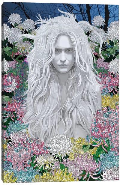 Fade To Grey Canvas Art Print