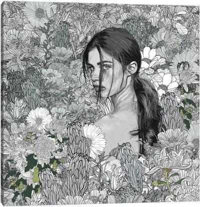 Forgotten Eternity Canvas Art Print