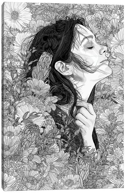 Last Forever Canvas Art Print