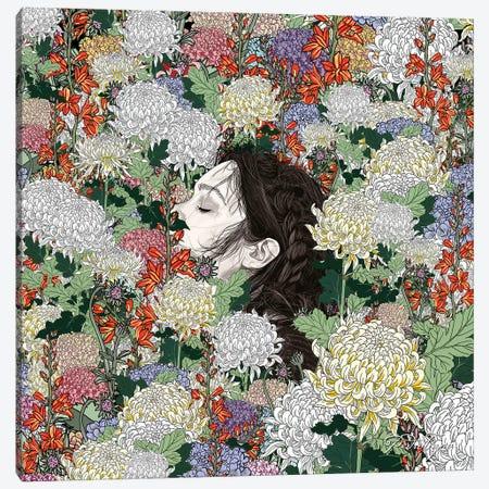 Lush Canvas Print #PED29} by Pedro Tapa Canvas Art Print