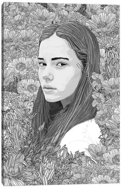 Spirit Me Away Canvas Art Print