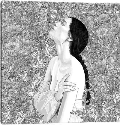 Staywild Canvas Art Print