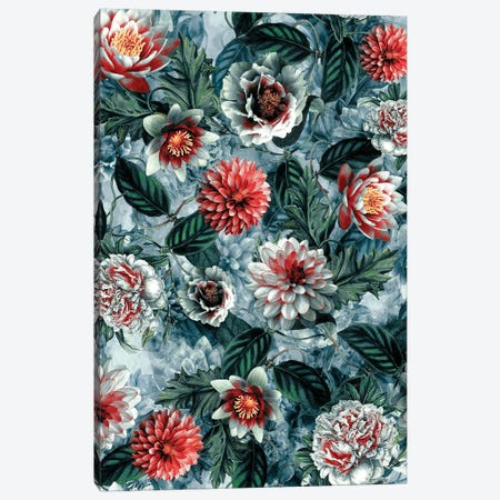 Botanica 3-Piece Canvas #PEK108} by Riza Peker Canvas Artwork