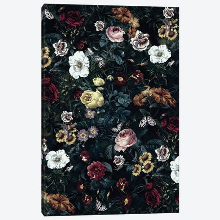 Botanical Garden V Canvas Print #PEK109} by Riza Peker Canvas Wall Art
