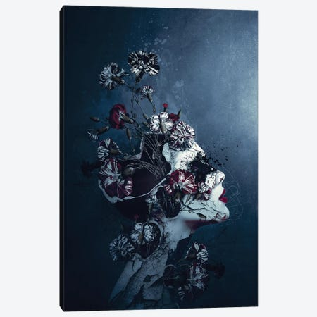 Day To Night Canvas Print #PEK112} by Riza Peker Canvas Print
