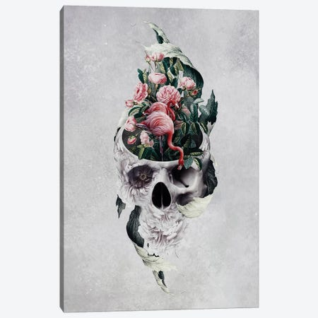 Life And Death Canvas Print #PEK115} by Riza Peker Canvas Artwork