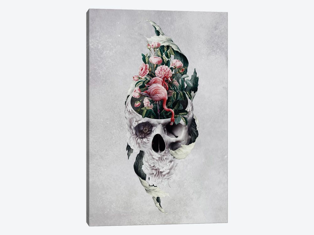 Life And Death by Riza Peker 1-piece Canvas Art