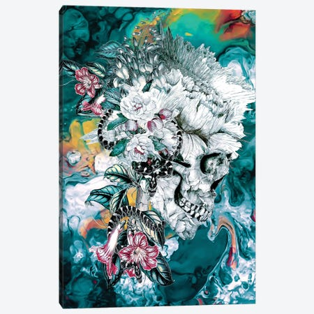 Momento Canvas Print #PEK116} by Riza Peker Canvas Artwork