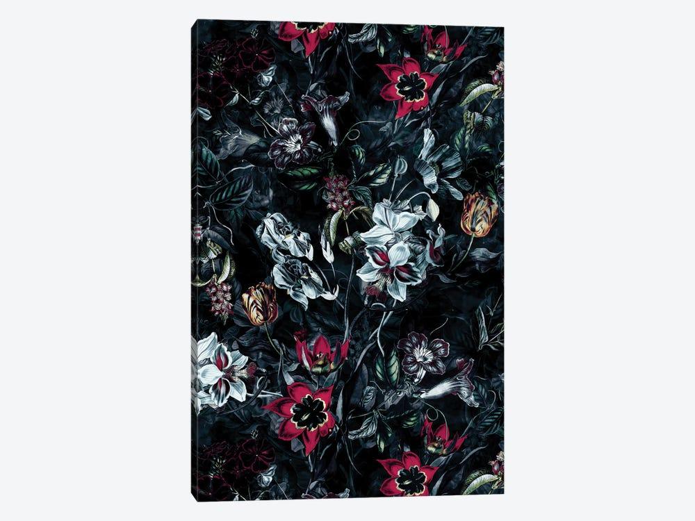 Night Garden II by Riza Peker 1-piece Canvas Print