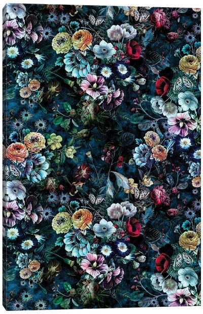 Night Garden 10K Canvas Art Print