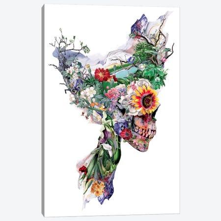 Don't Kill The Nature Canvas Print #PEK11} by Riza Peker Canvas Art Print