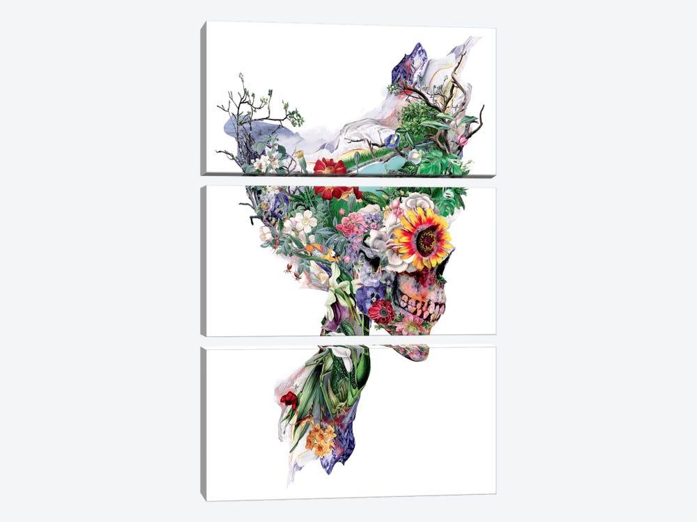 Don't Kill The Nature by Riza Peker 3-piece Art Print