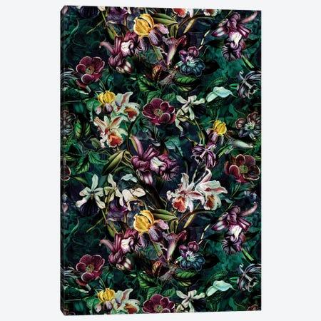 Secret Garden 10K 3-Piece Canvas #PEK125} by Riza Peker Canvas Art Print