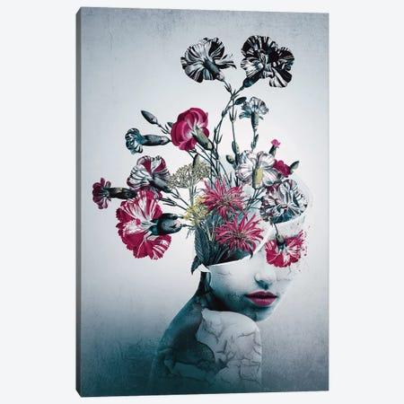 Spirit Of Flowers Canvas Print #PEK131} by Riza Peker Canvas Art Print