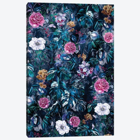 Tropical Paradise 10K Canvas Print #PEK136} by Riza Peker Canvas Art