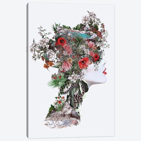 Woman III Canvas Print #PEK139} by Riza Peker Art Print