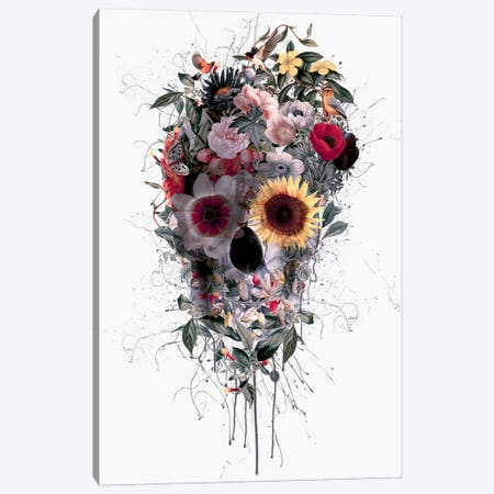 I Canvas Print #PEK13} by Riza Peker Canvas Art Print