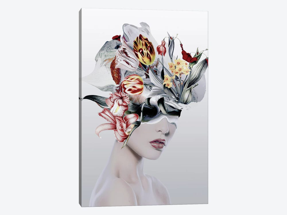 Woman IV by Riza Peker 1-piece Canvas Art