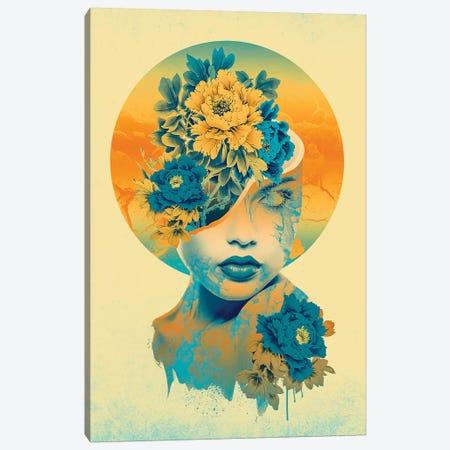 Broken II Canvas Print #PEK144} by Riza Peker Art Print