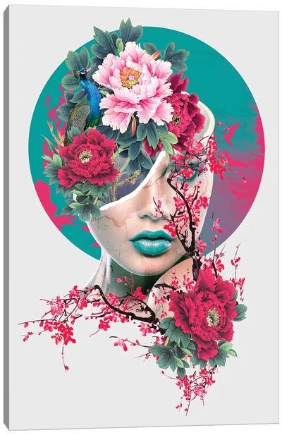 Broken VII Canvas Art Print