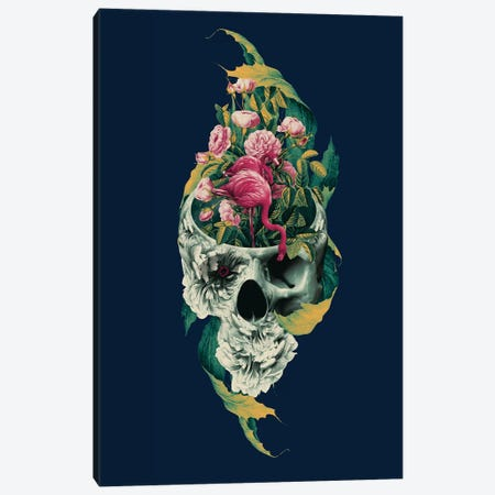 Life And Dead II Canvas Print #PEK153} by Riza Peker Canvas Print
