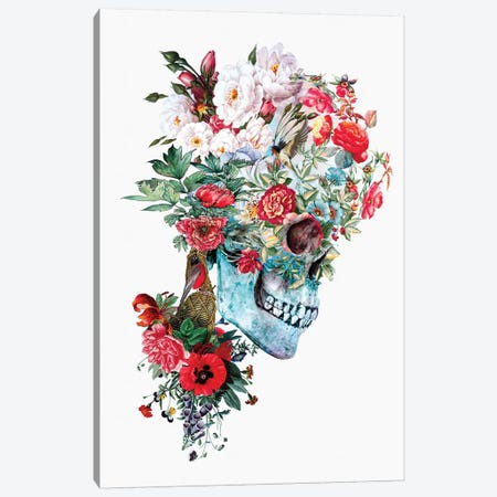 Momento Mori XI Canvas Print #PEK155} by Riza Peker Canvas Artwork