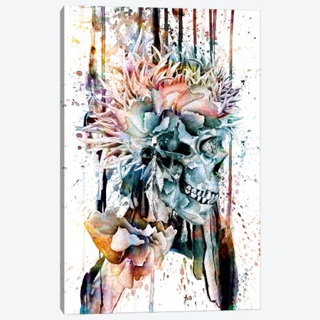 III Canvas Print #PEK15} by Riza Peker Canvas Artwork