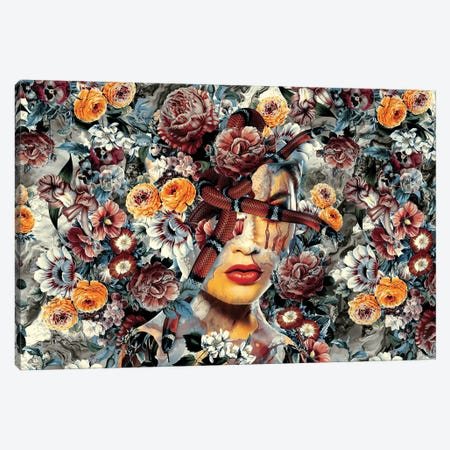 Queen of Nature II Canvas Print #PEK160} by Riza Peker Canvas Artwork