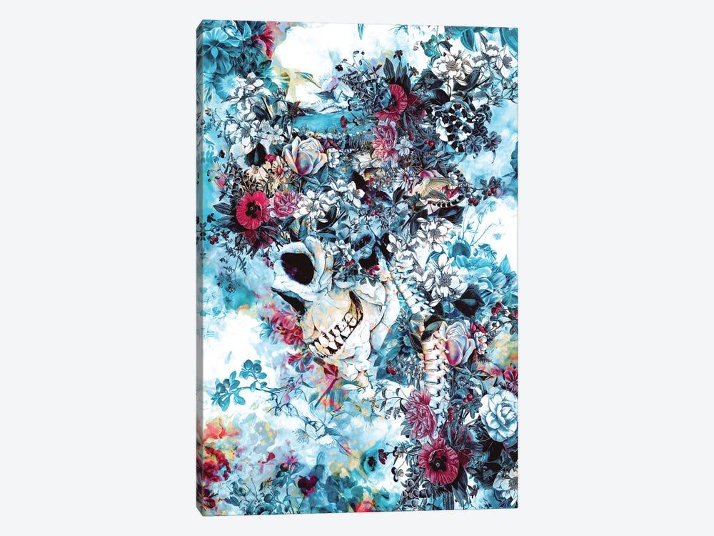 Skull Queen II by Riza Peker 1-piece Art Print