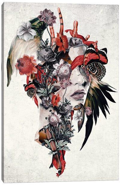 Surreal Woman Canvas Art Print
