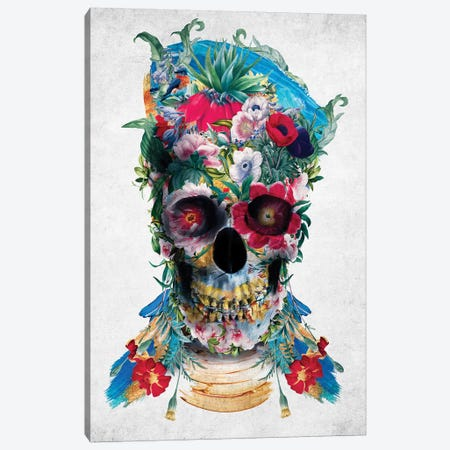 Zombie Canvas Print #PEK180} by Riza Peker Canvas Art