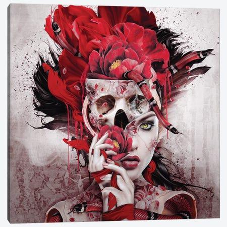 Poisonous Flowers Canvas Print #PEK184} by Riza Peker Canvas Print