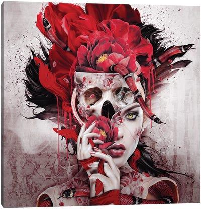 Poisonous Flowers Canvas Art Print