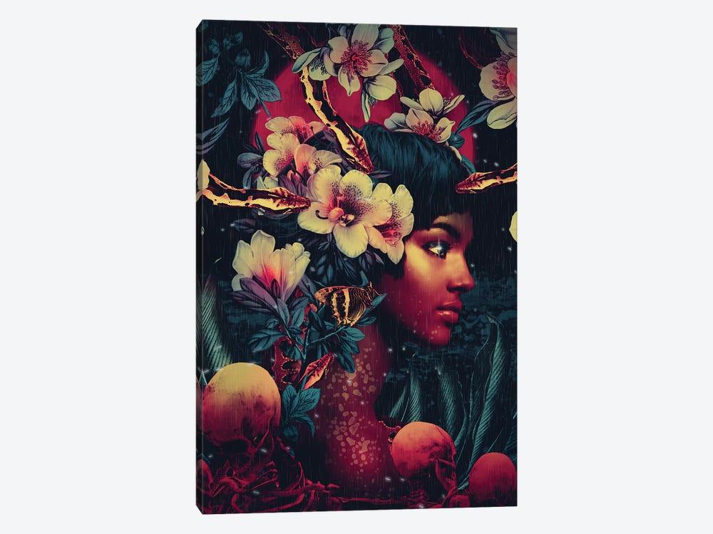 Poisonous Beauty by Riza Peker 1-piece Canvas Print