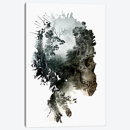 Metamorphosis Canvas Print #PEK18} by Riza Peker Canvas Print