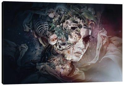 Light In The Dark Canvas Art Print